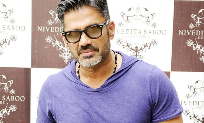 suniel shetty wants hero to do well for kids sake