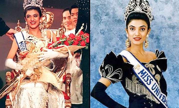 sushmita celebrates 20th anniversary of crowning