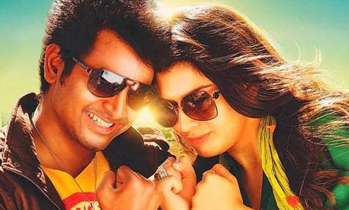 tamil film maan karate box office collection mints rs 10.83