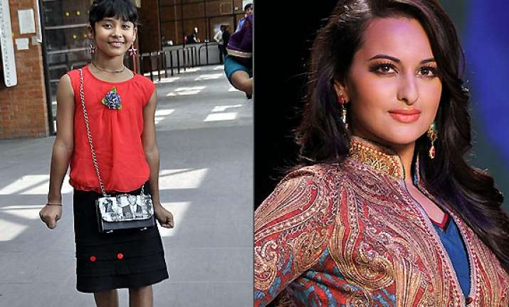 know who dreams to be sonakshi sinha view pics