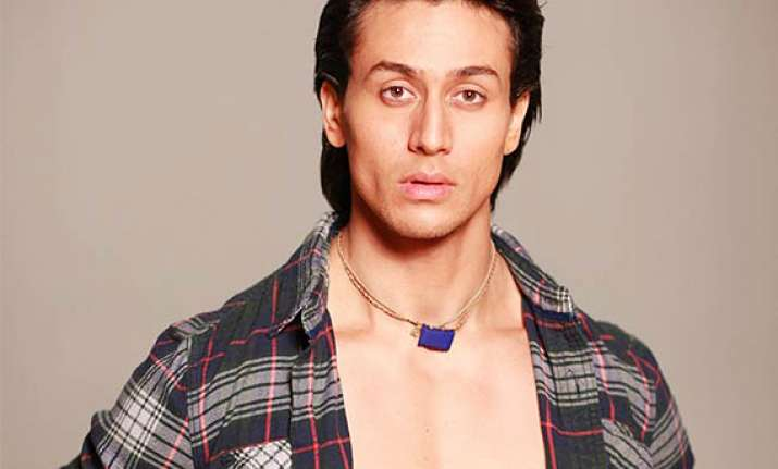 tiger shroff sucessfully replaces salman khan