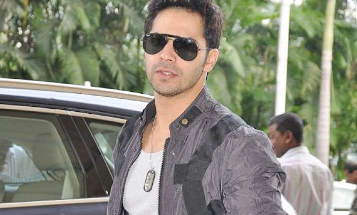 i m not dating anyone varun dhawan