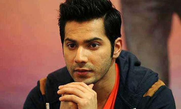 varun dhawan there is no competition between me and