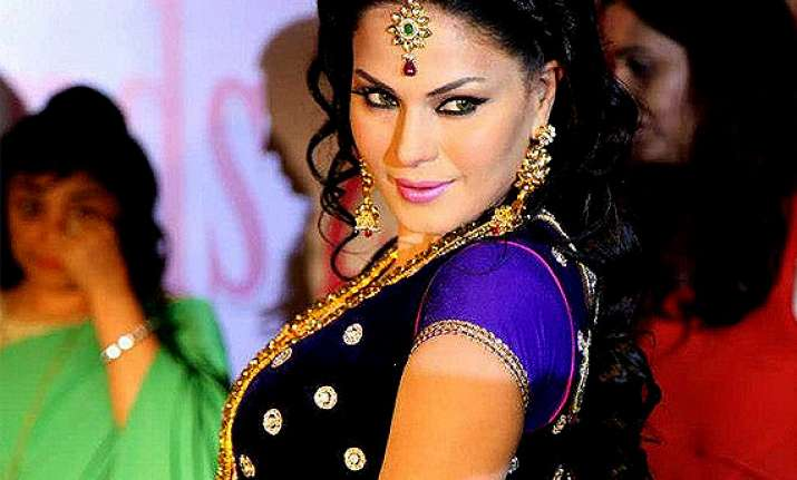 veena malik s wedding reception to be held today see pics