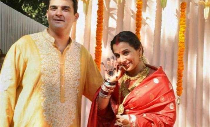 i d have to meet siddharth to get pregnant vidya balan