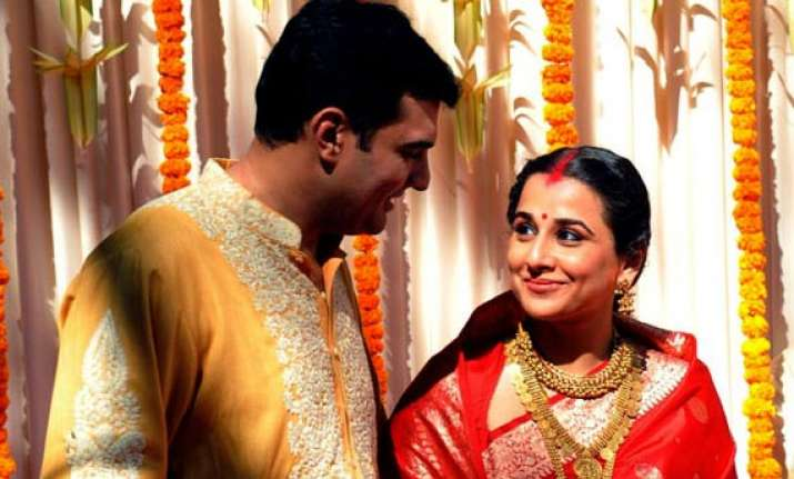 vidya feels more focused after marriage