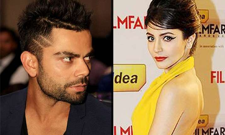 anushka virat relationship the couple faces their first
