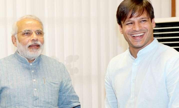 vivek oberoi finds narendra modi humble