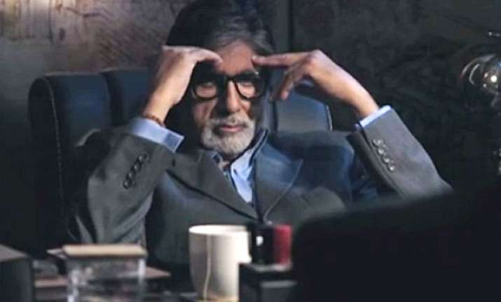 amitabh bachchan ready for yudh second season