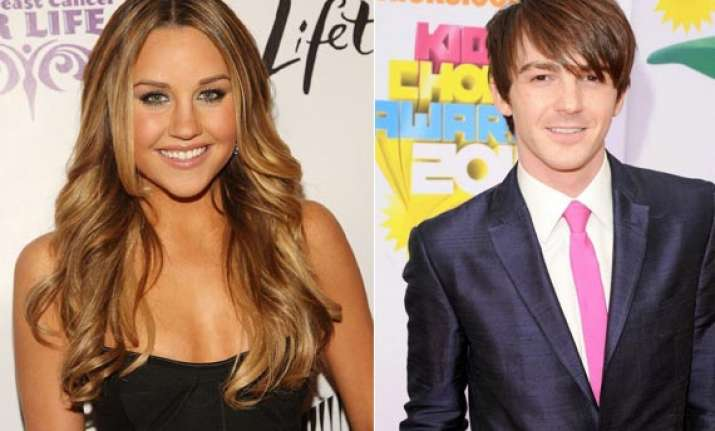 amanda bynes is healthy says drake bell