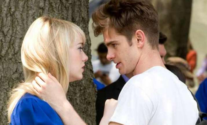 andrew garfield believes emma stone s opinion