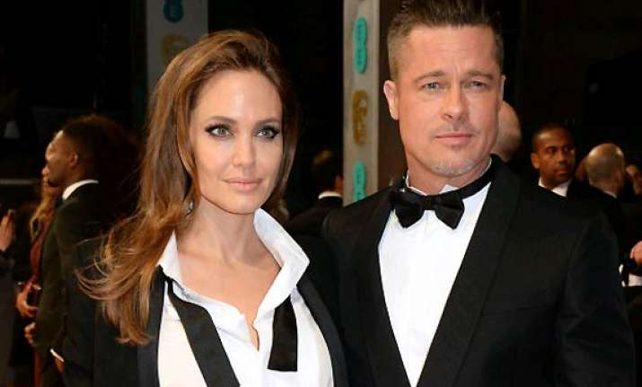angelina brad pitt may work together soon on film penned by