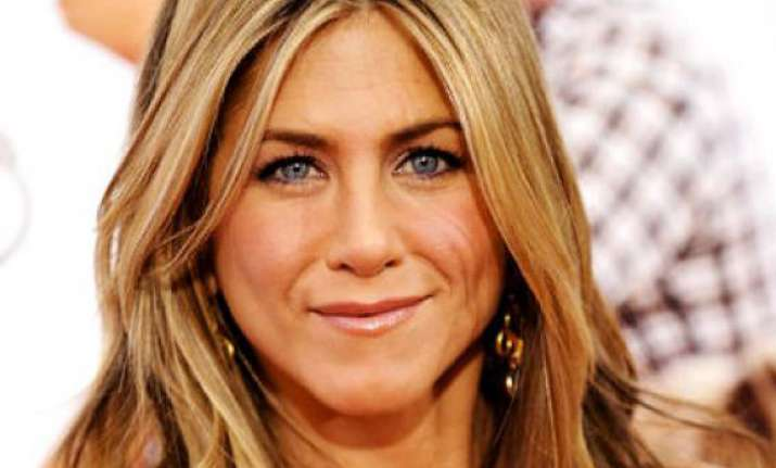 aniston went on diet before stripping for film