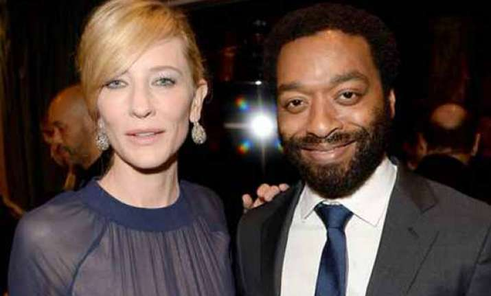 bafta awards 2014 ejiofor blanchett win best actors