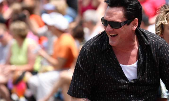 bad boy michael madsen shows his soft side
