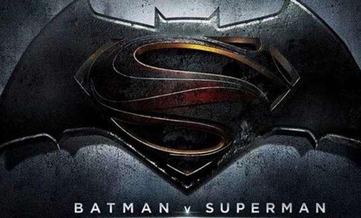 batman vs superman first footage revealed view pics