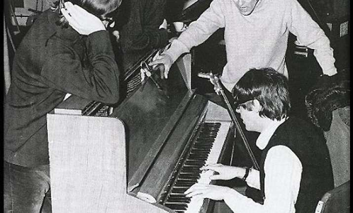 beatles yesterday piano to be auctioned