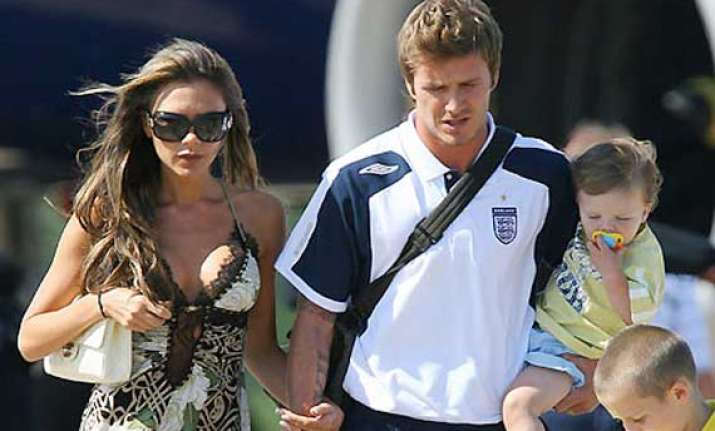 beckham s expensive holiday in maldives