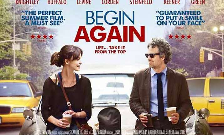 begin again movie review trending on unconventional choices