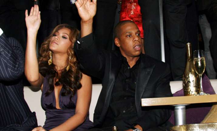 beyonce jay z named power couple 2013