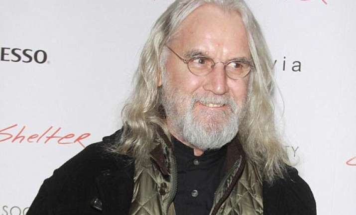 billy connolly puts funny side up during health crisis