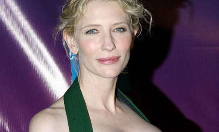 blanchett to be honoured at santa barbara film fest