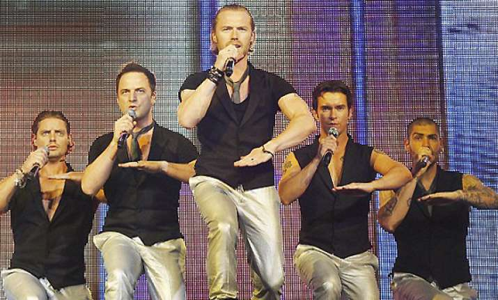 boyzone to reunite for 20th anniversary of band