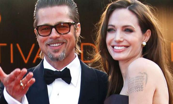 brangelina to wed on ship