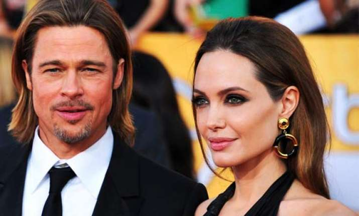 brangelina s wedding plans see pics