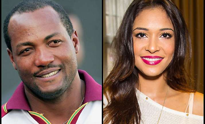 brian lara dating former miss scotland see pics