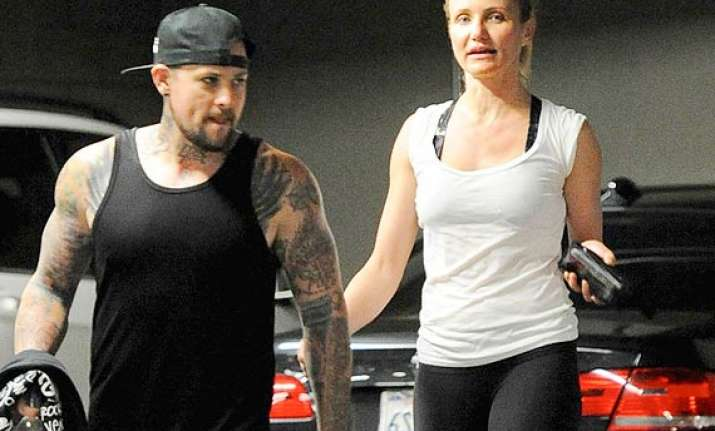 cameron diaz wants to take things slow with new boyfriend