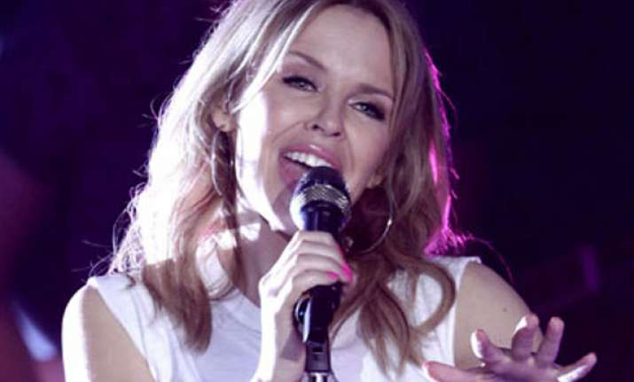 cancer stopped show worries minogue