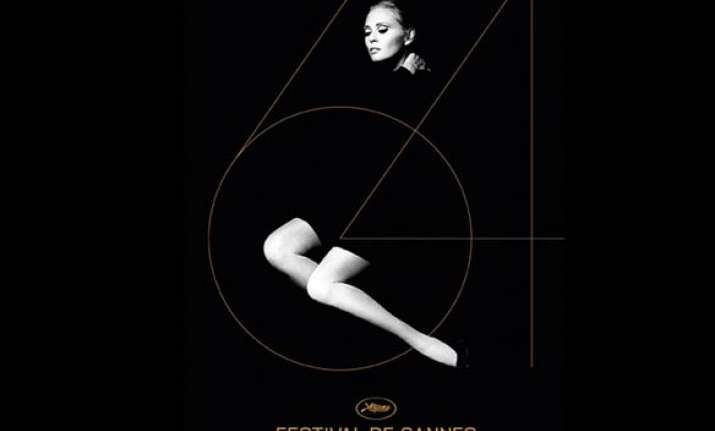 cannes film fest releases 2011 poster
