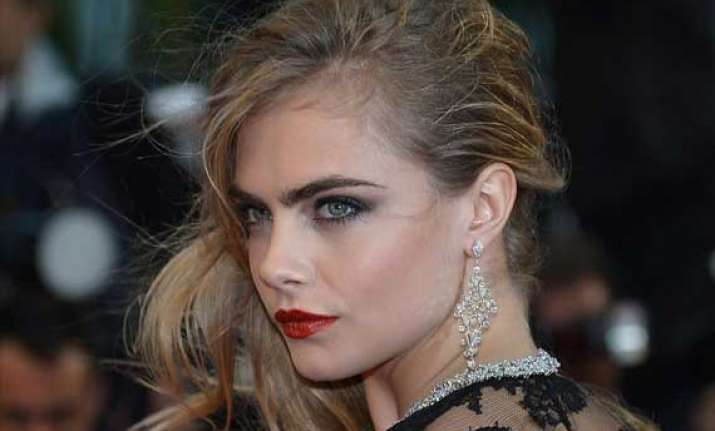cara delevingne to launch her music album