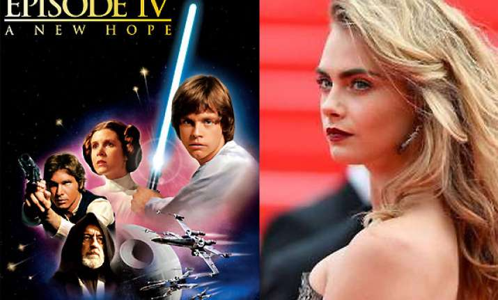 cara delevingne wants star wars role