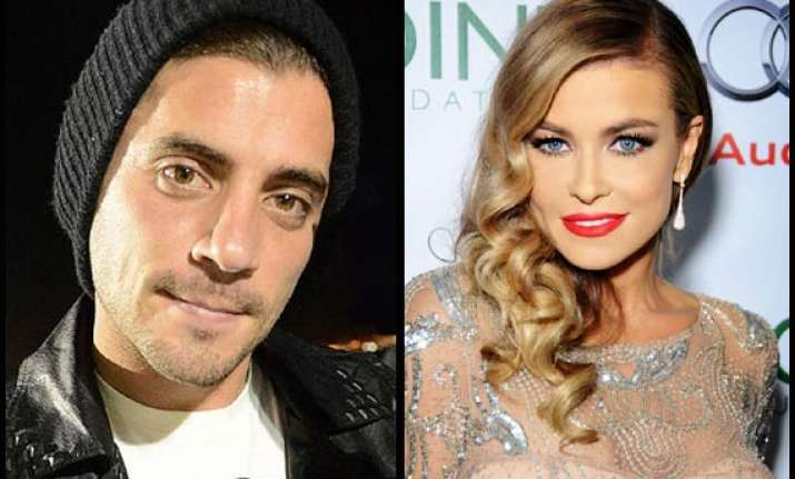 carmen electra dating clothing mogul tal cooperman