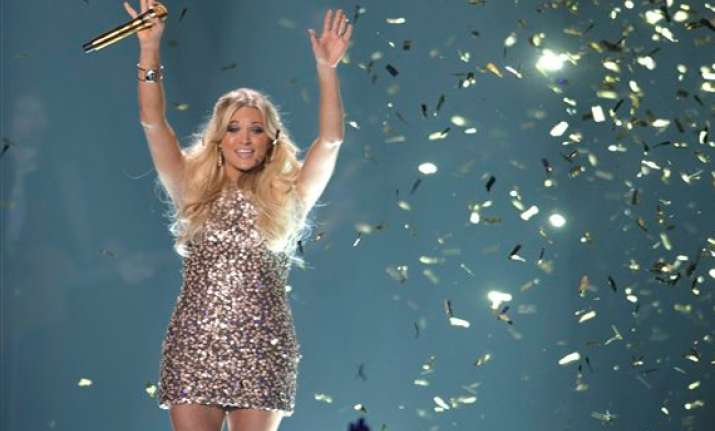 carrie underwood still down to earth