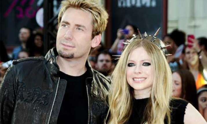 chad kroeger admires wife avril lavigne s cooking