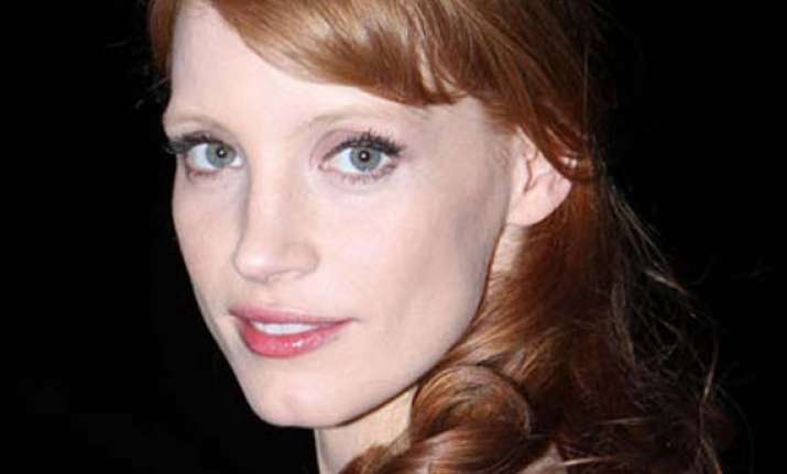 chastain didn t want the help role initially