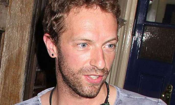 chris martin was hard to live with