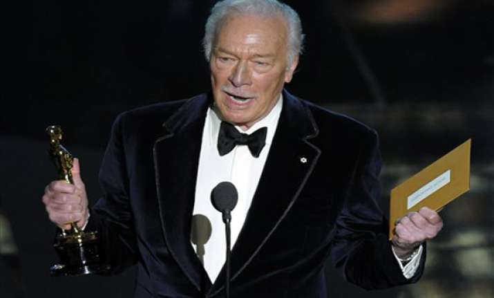 christopher plummer wins best supporting actor oscar