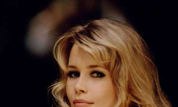 claudia schiffer once refused a million from arab prince