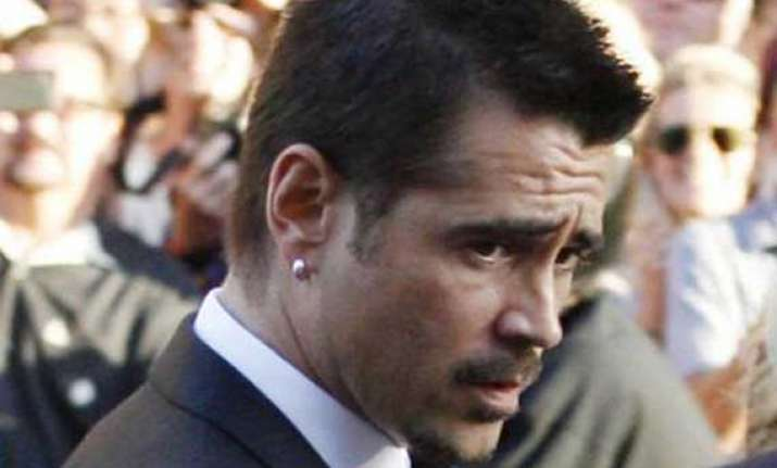 colin farrell s sons begin to bond