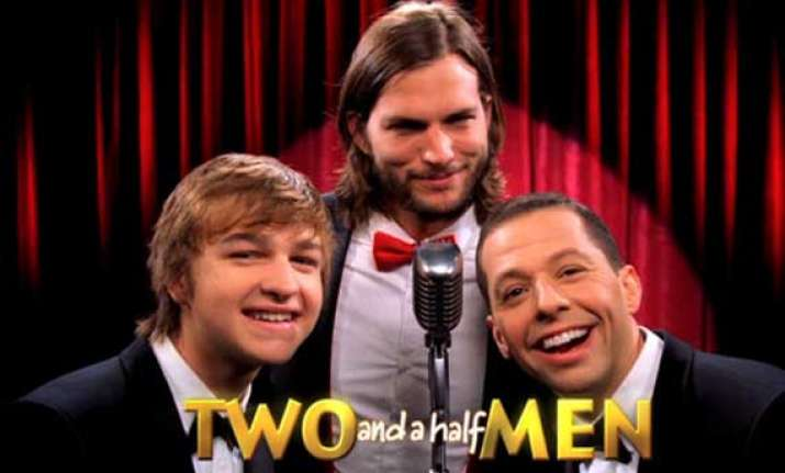 comedy series two and a half men to end in 2015