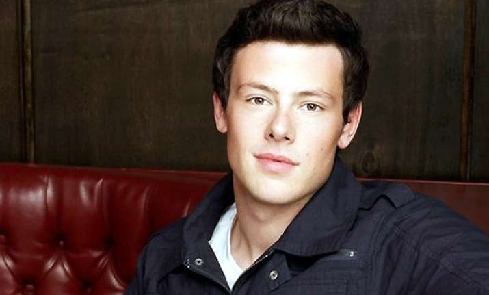 cory monteith s house cleared of his belongings