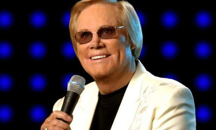 country star george jones suffers from pneumonia