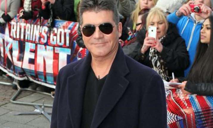cowell wanted to name horse after himself