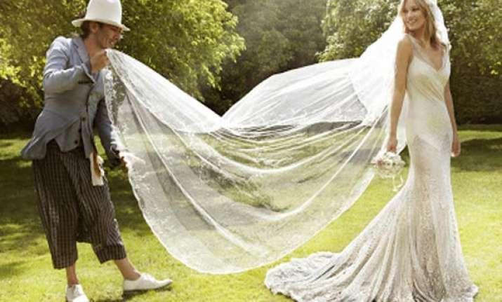 creating kate moss wedding gown saved me john galliano