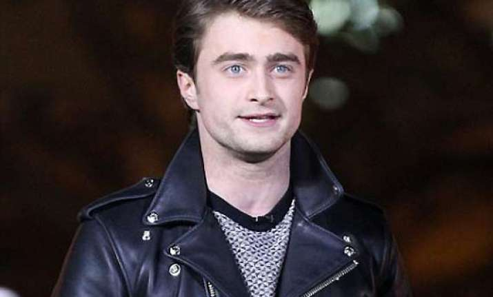 daniel radcliffe suffers spinal problems