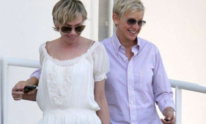 degeneres portia de rossi again at war
